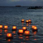 lanternfloating